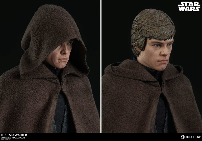 [Sideshow] Luke Skywalker- Star Wars VI - 1/6 Star-w28