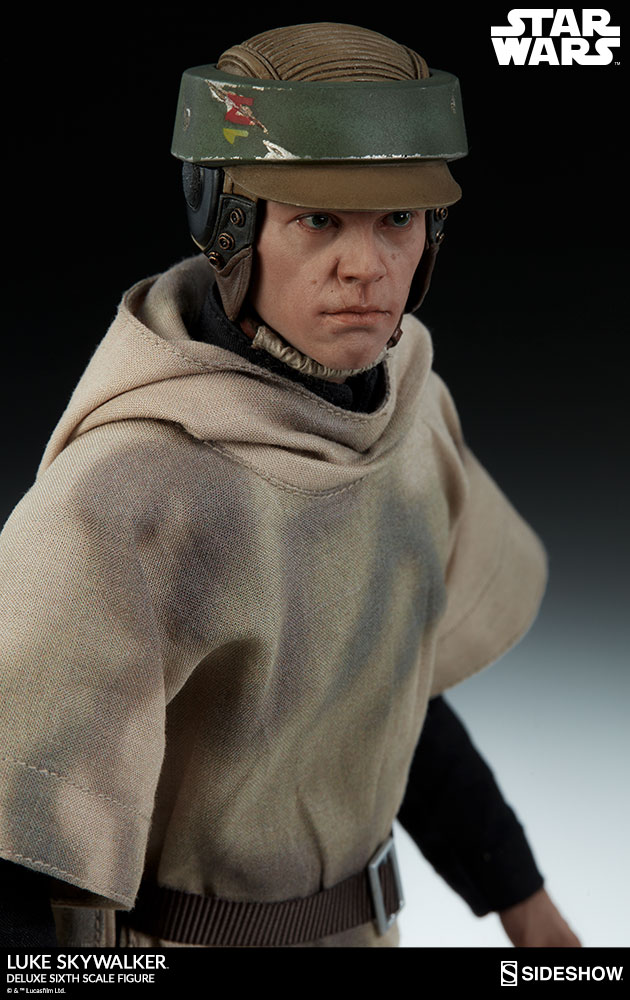 [Sideshow] Luke Skywalker- Star Wars VI - 1/6 Star-w34