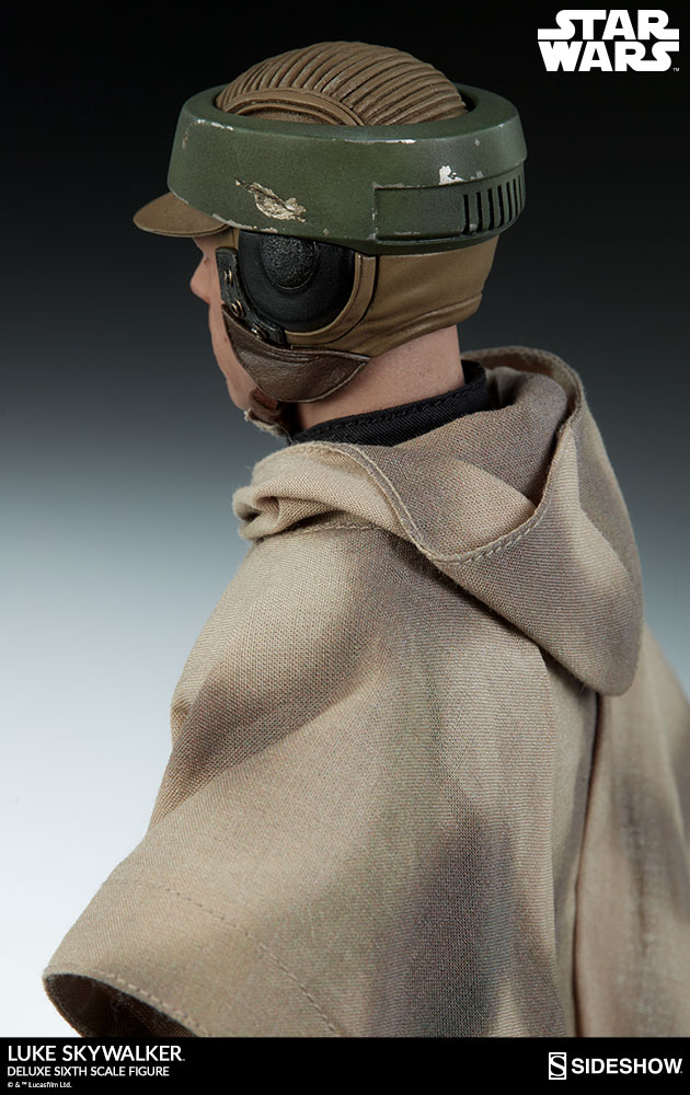 [Sideshow] Luke Skywalker- Star Wars VI - 1/6 Star-w36