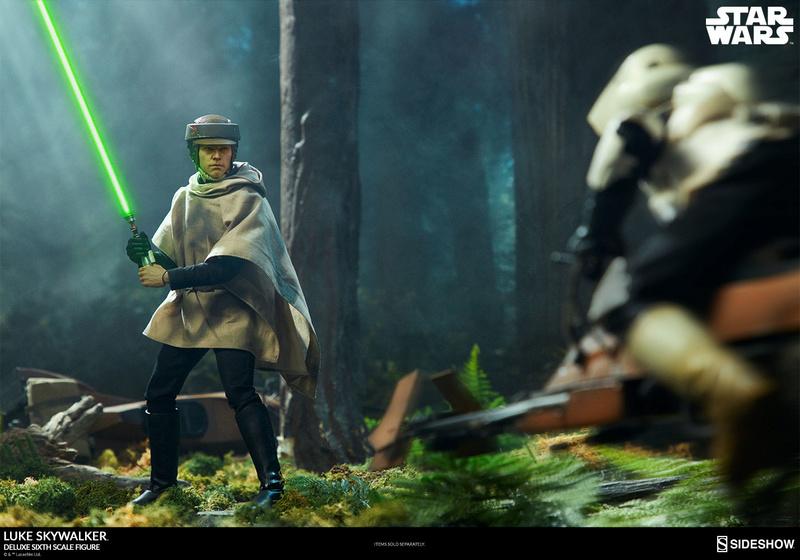 [Sideshow] Luke Skywalker- Star Wars VI - 1/6 Star-w37