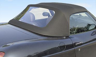 Lunotto plastica Smart Cabrio Fiat-b10