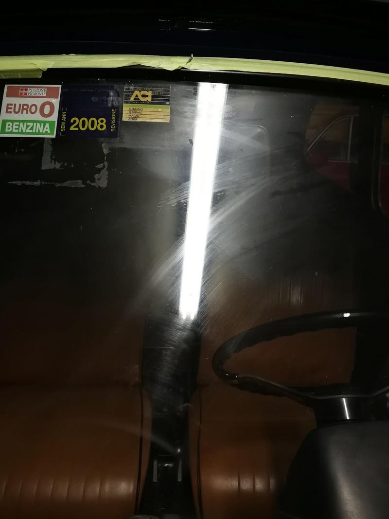 il mio garage per la mia passione - Pagina 17 Img_2164