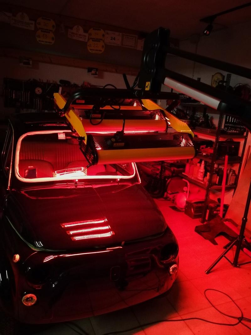 il mio garage per la mia passione - Pagina 18 Img_2174