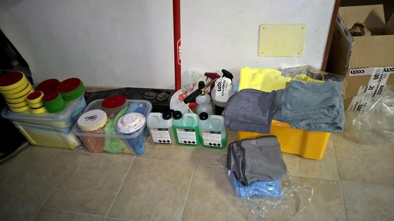 il mio garage per la mia passione Wp_20117