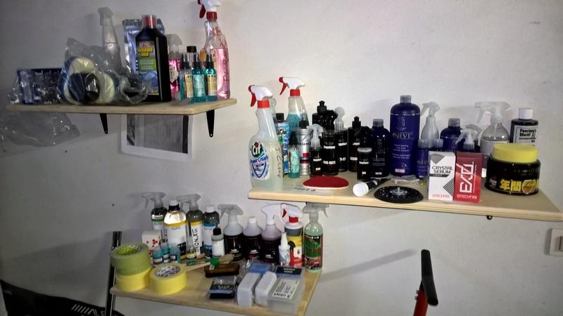 il mio garage per la mia passione Wp_20118