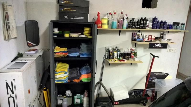 il mio garage per la mia passione Wp_20155