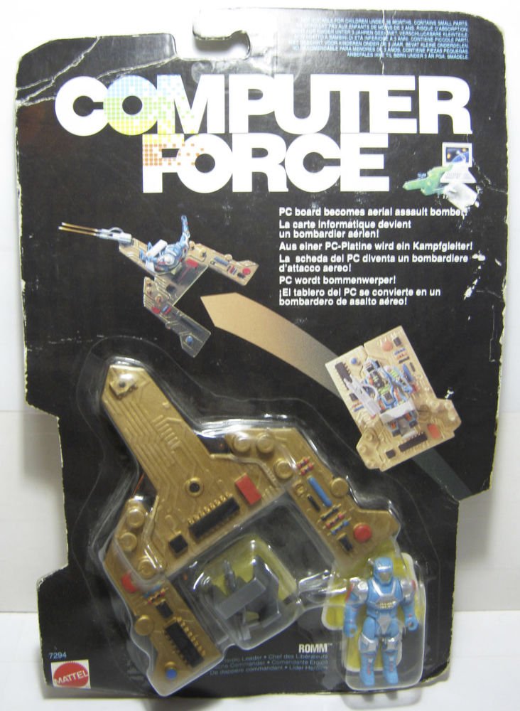 2 petits personnages de 1989 a identifier Comput10