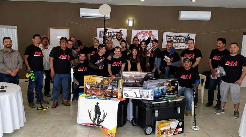 Llega la Caravana de Master Detector a Guaymas, Sonora... 10/03/18 Master11