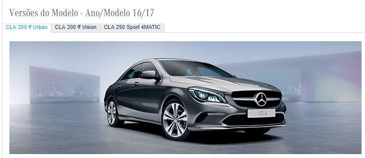 Mercedes-Benz CLA ganha nova configuração de entrada no Brasil a R$ 137.900 Cla10