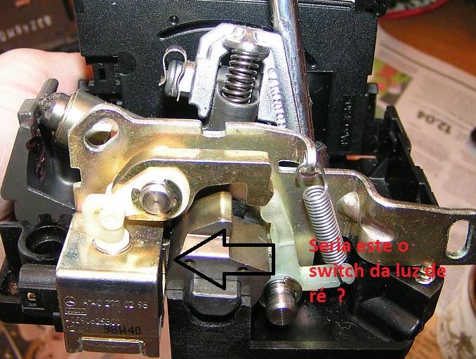 W202 - Luz de Ré não acende. Switch11