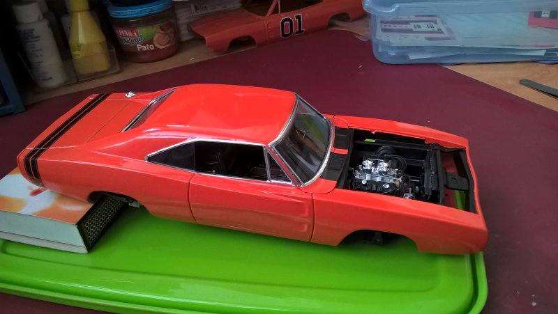 """1970 Charger """"custom"""" (Terminé) - Page 5 16310"""