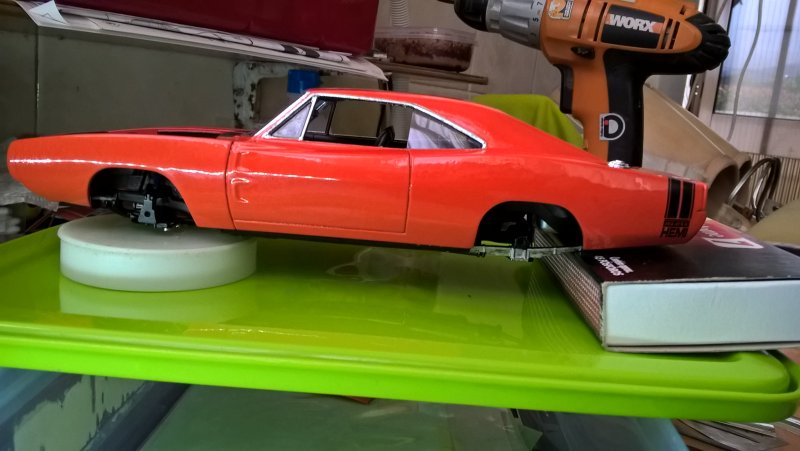 """1970 Charger """"custom"""" (Terminé) - Page 5 16610"""