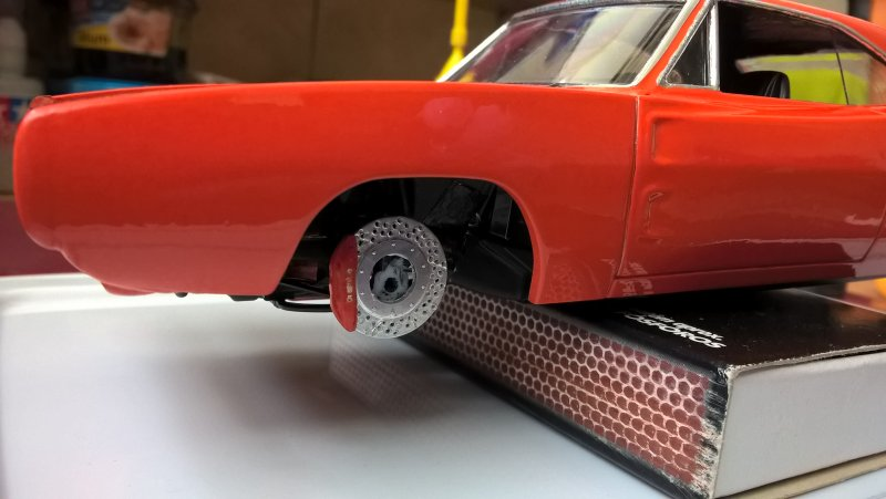 """1970 Charger """"custom"""" (Terminé) - Page 5 16810"""