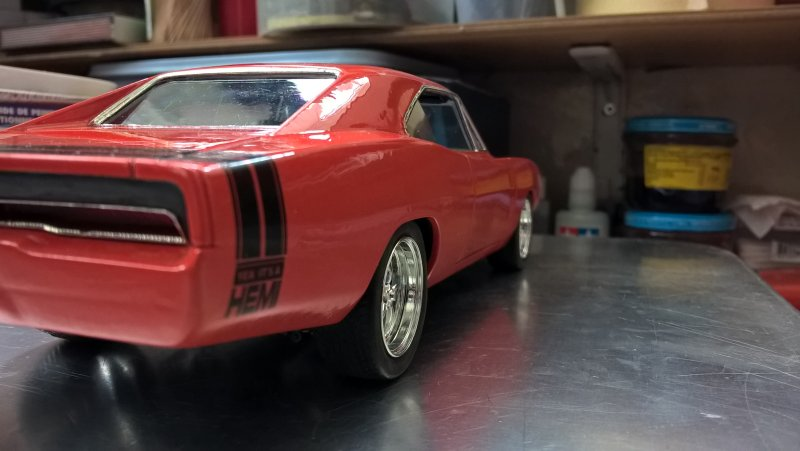 """1970 Charger """"custom"""" (Terminé) - Page 5 17210"""