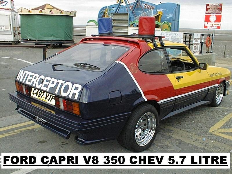 Mad Max Interceptor (jaune) Alan-o10