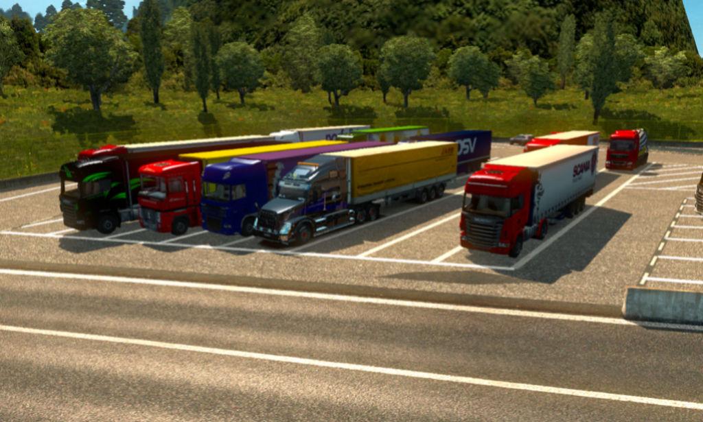 E-J trans euro  Ets2_073