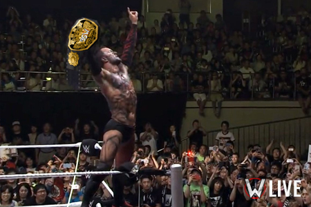 """BSW BlackMania II """"The End"""" Balor_10"""