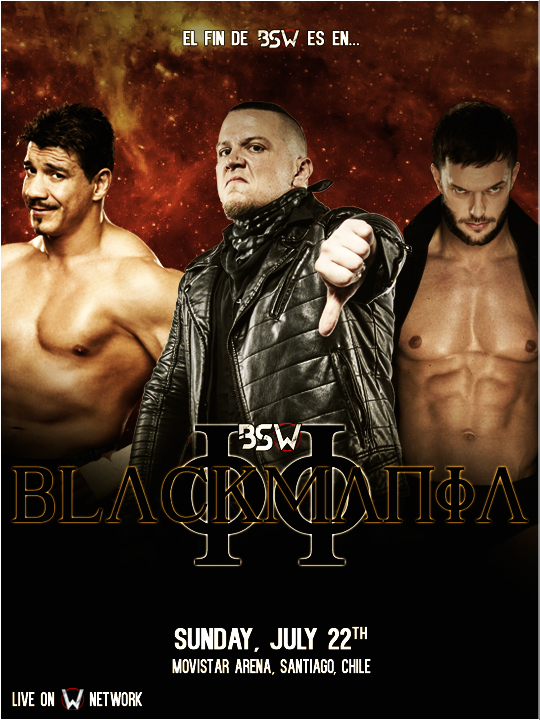 """BSW BlackMania II """"The End"""" Blackm12"""