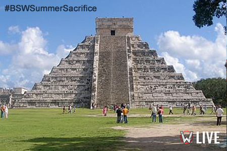 BSW Summer Sacrifice '18 Locaci10