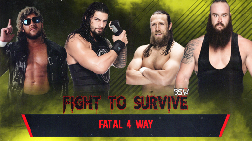 [Cartelera] Fight To Survive '18 Match141