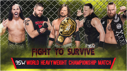 [Cartelera] Fight To Survive '18 Match144