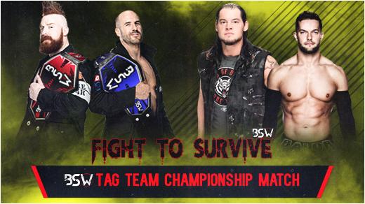 [Cartelera] Fight To Survive '18 Match145