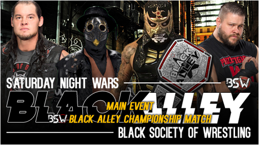 [Cartelera] BlackAlley #53 Match156