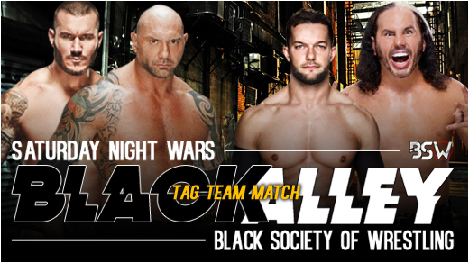 [Cartelera] BlackAlley #53 Match158