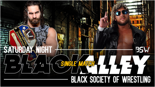 [Cartelera] BlackAlley #54 Match160