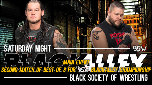 [Cartelera] BlackAlley #54 Match161