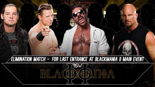 [Cartelera] BlackMania II Match165
