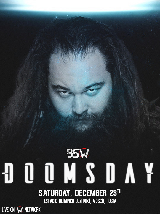 BSW Doomsday '17 Poster11