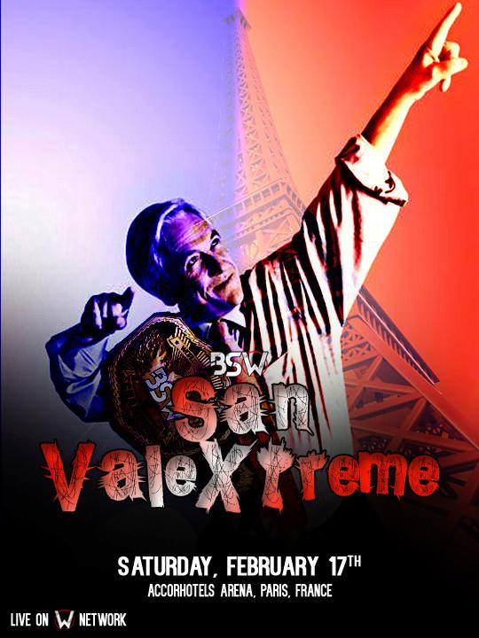 BSW San ValeXtreme '18 Poster13