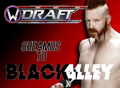 BlackAlley #46, The Divide Sheamu10