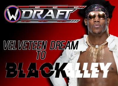 BlackAlley #46, The Divide Velvet10