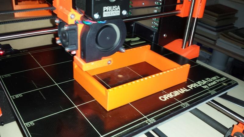 it is arrived !!! imprimante 3D Original Prusa i3 MK2S - Page 22 20171113