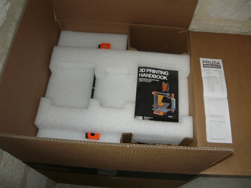 Prusa MK3 flambante neuve (VENDUE) P1070110