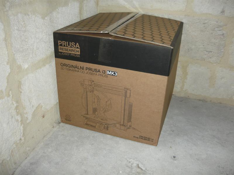 Prusa MK3 flambante neuve (VENDUE) P1070111