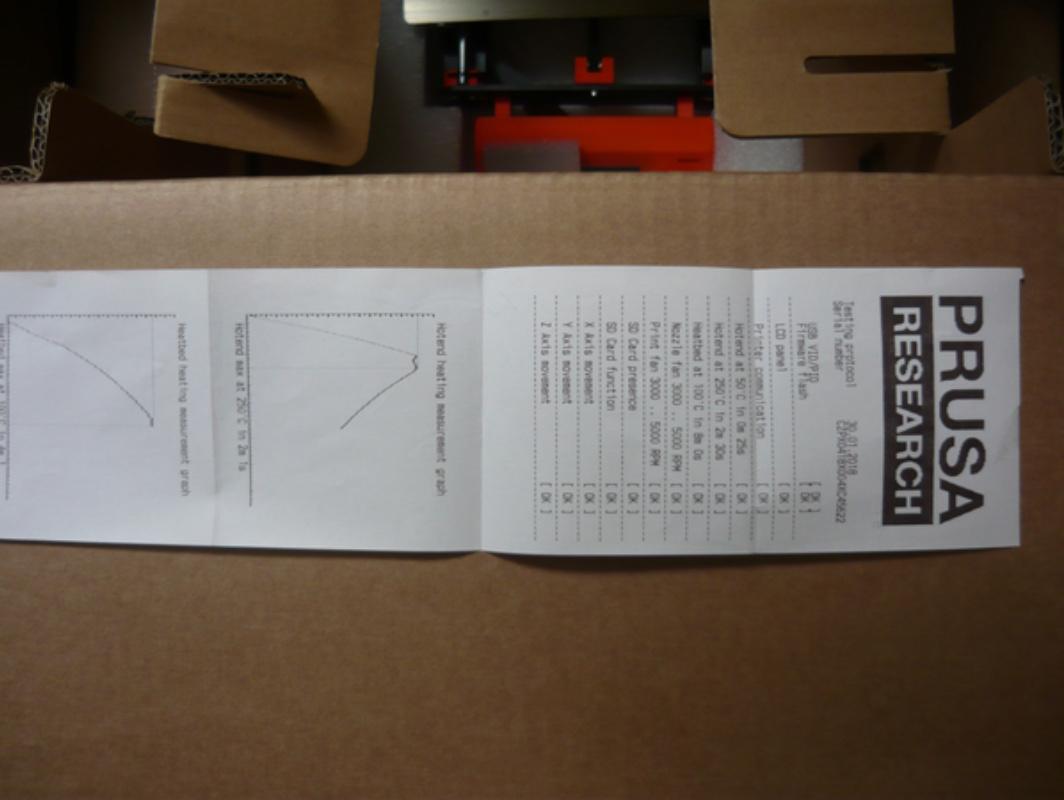 Prusa MK3 flambante neuve (VENDUE) P1070114
