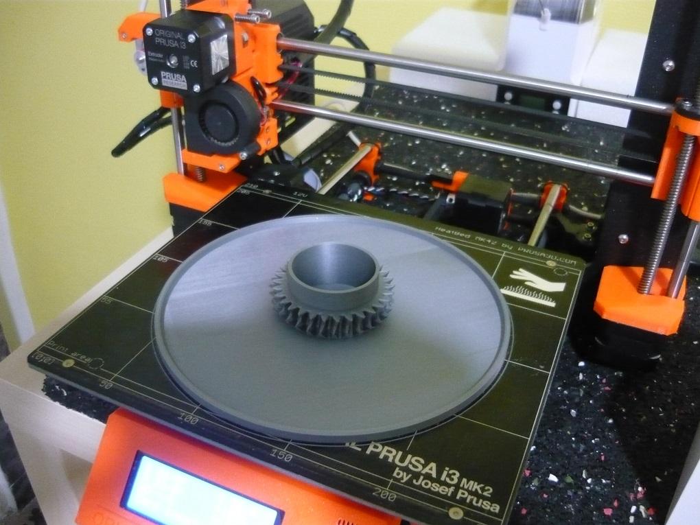 it is arrived !!! imprimante 3D Original Prusa i3 MK2S - Page 40 Turnta10