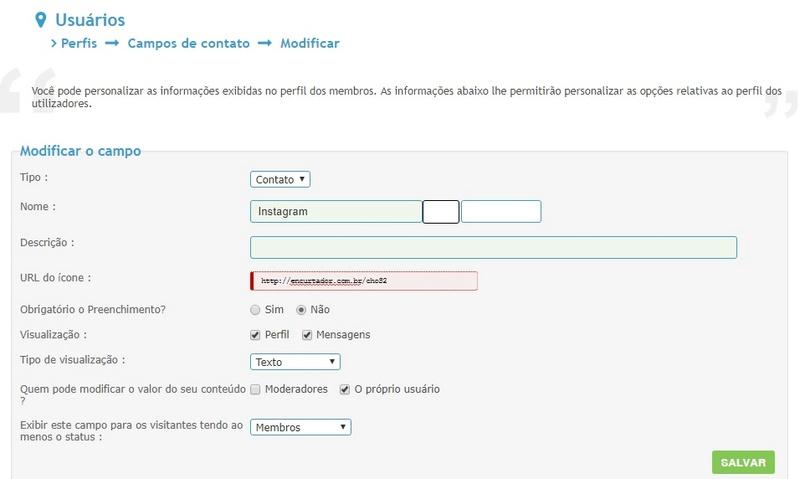 Problema com o URL Fo10