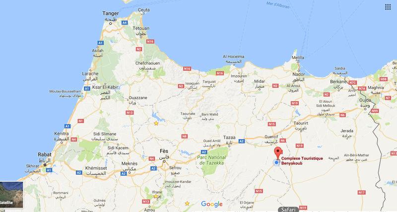 [Maroc Camp/Généralités] Camping Benyakoub région Oriental Captur10