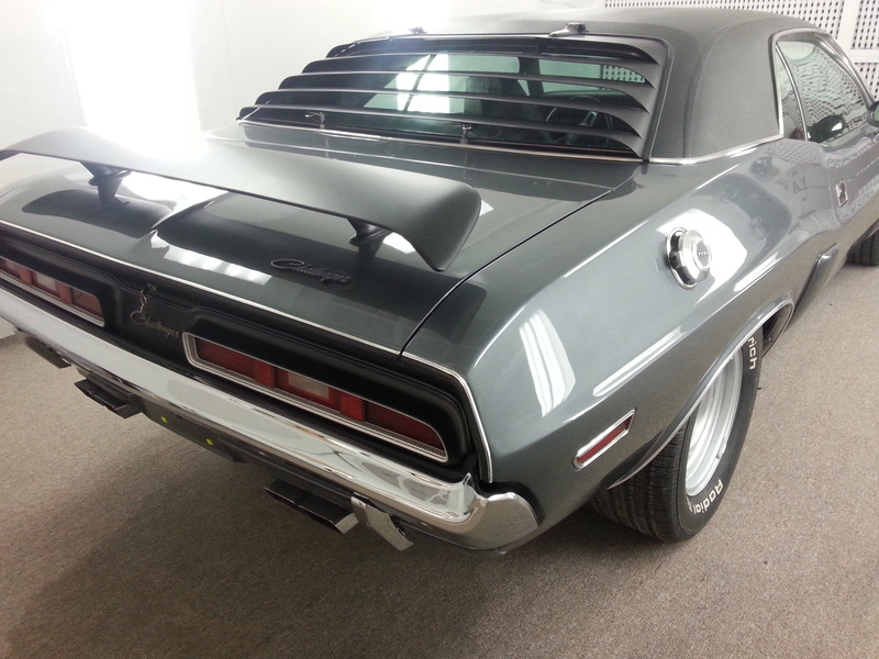 1971 Challenger  R/T clone with shaker for sale 20160210