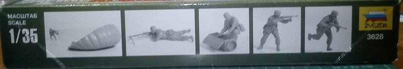 """Немецкие парашютисты 1939-1942 от """"Звезда"""" арт 3628 М 1:35 Dsc00011"""