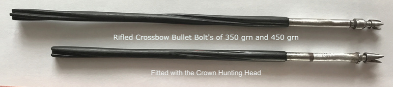 Crossbow bullet bolt's 36296810