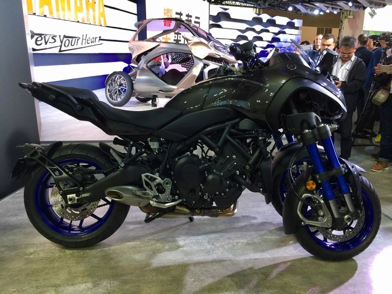 Yamaha NIKEN 22688810