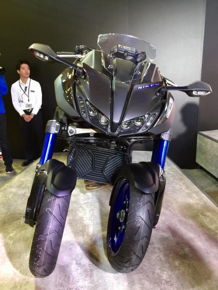 Yamaha NIKEN 22780610