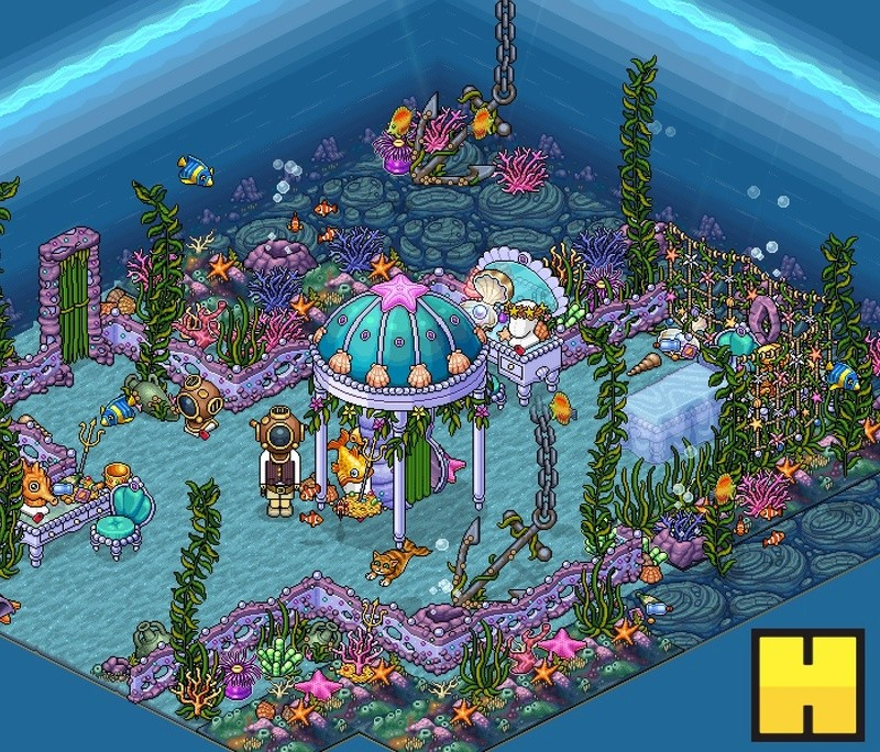 Design Blog - Coral Kingdom! 923fc310