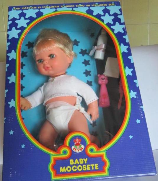 MUÑECO BABY MOCOSETE 33231710