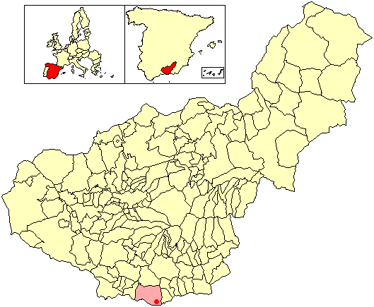 CALAHONDA Y CARCHUNA Locati11